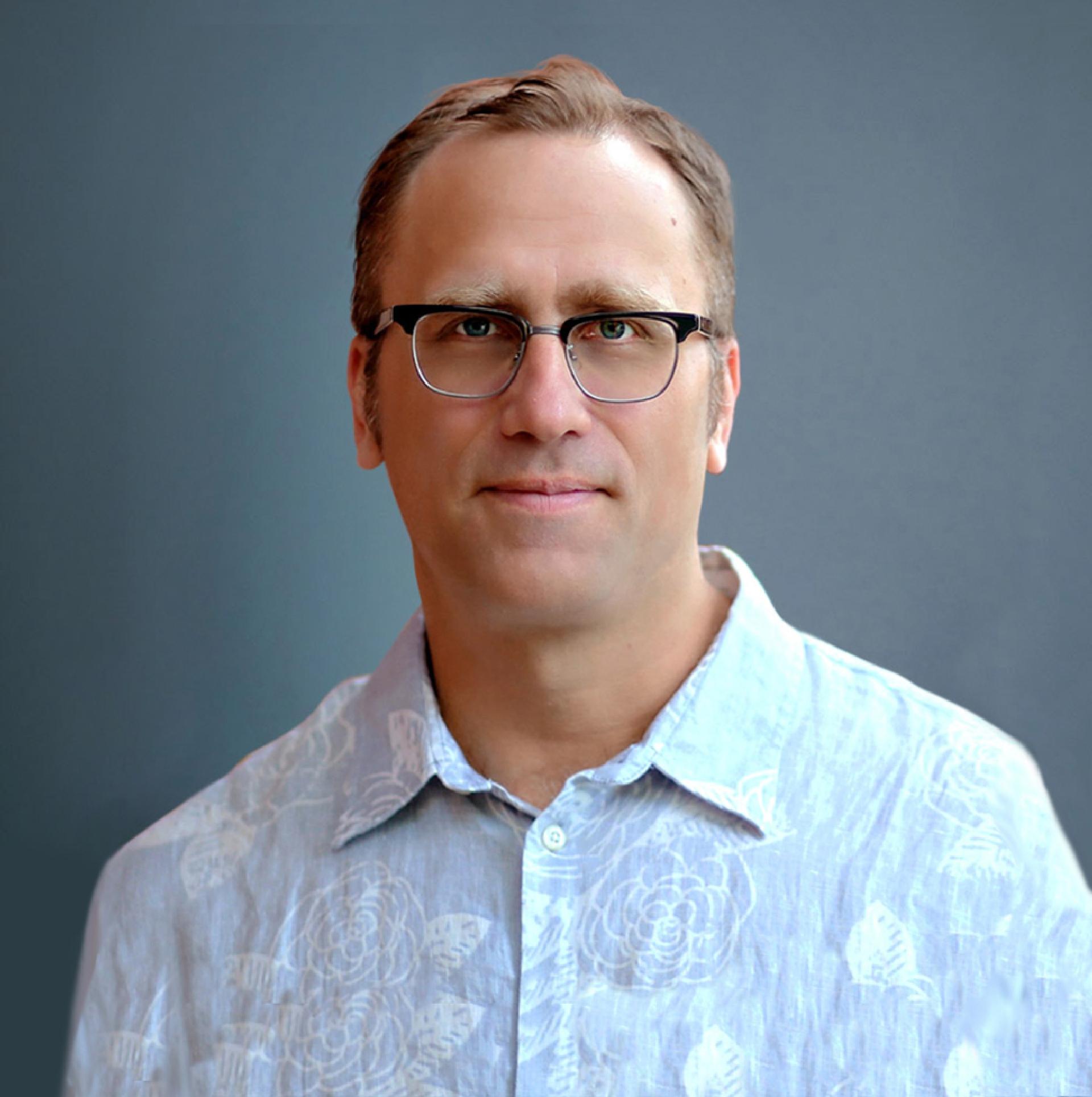 Photo of Mark Frein