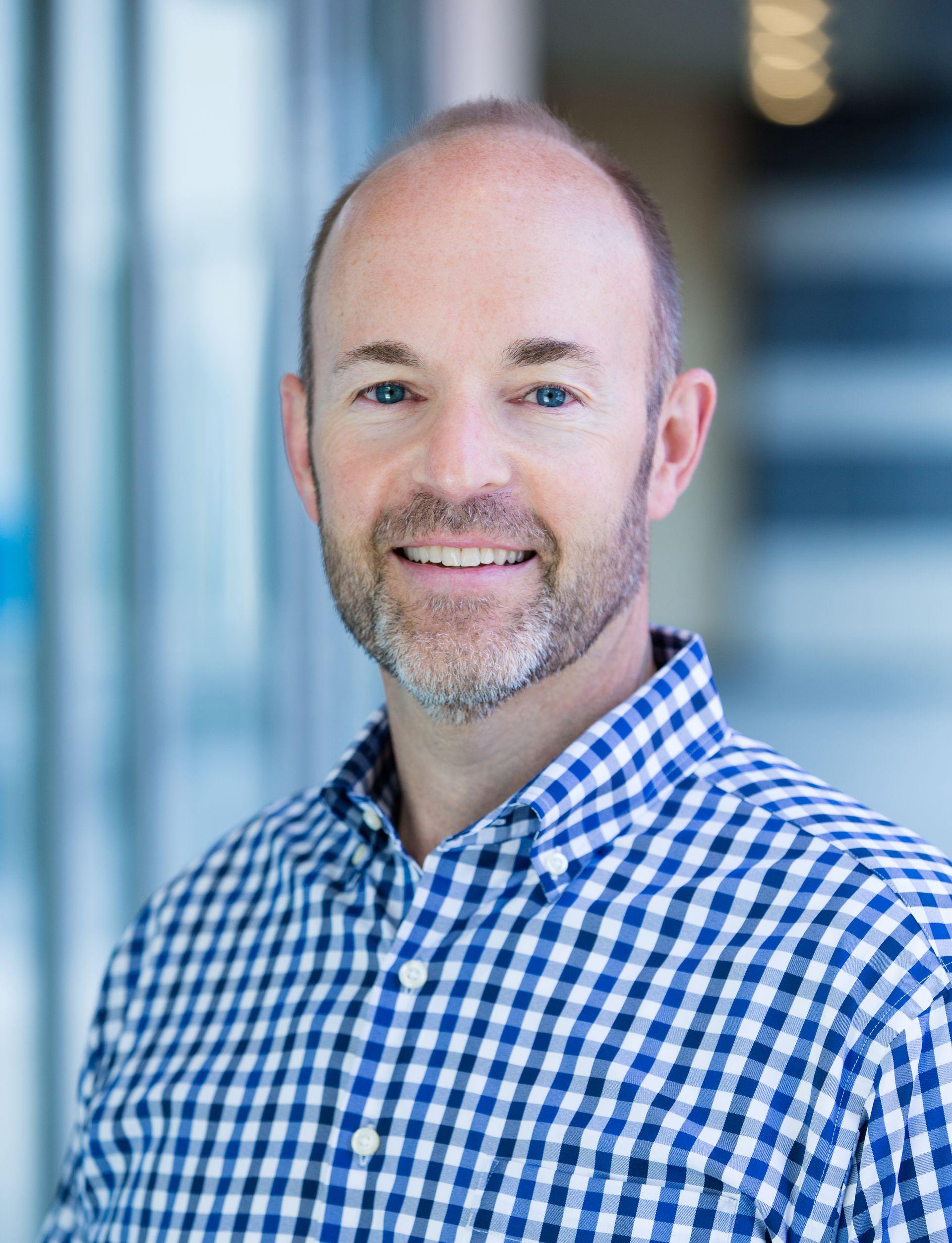 Headshot of Eric Berg