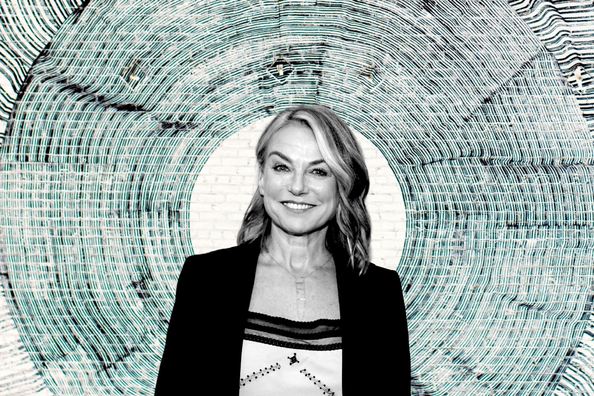Esther Perel, psychotherapist,  bestselling author, TED Speaker and podcast host