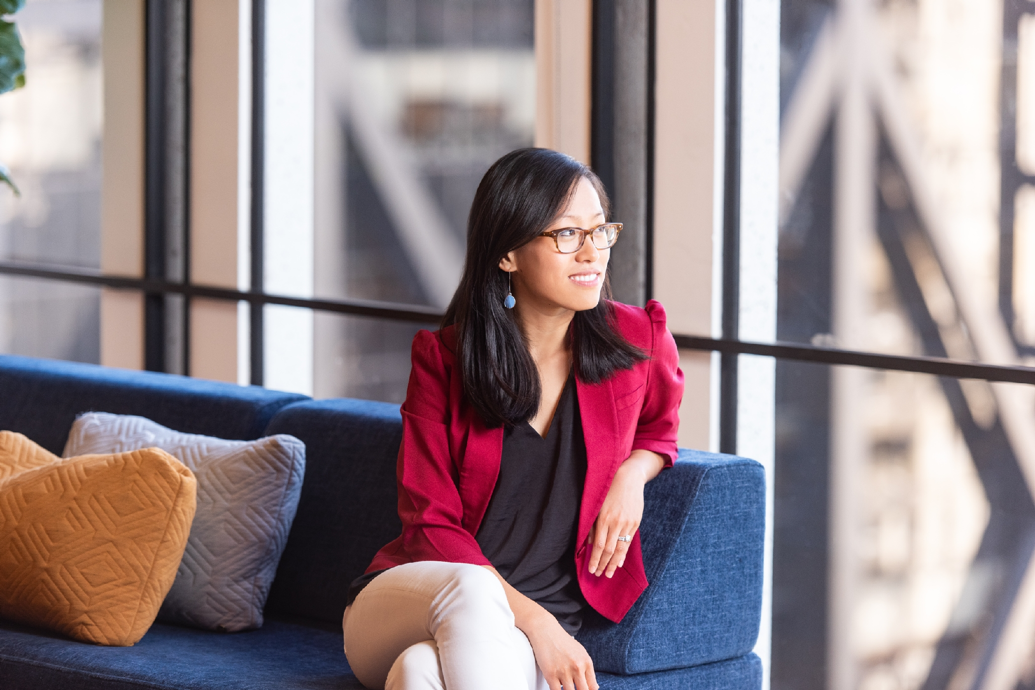 "Jiaona Zhang (""JZ""), Director of Product Management at WeWork."