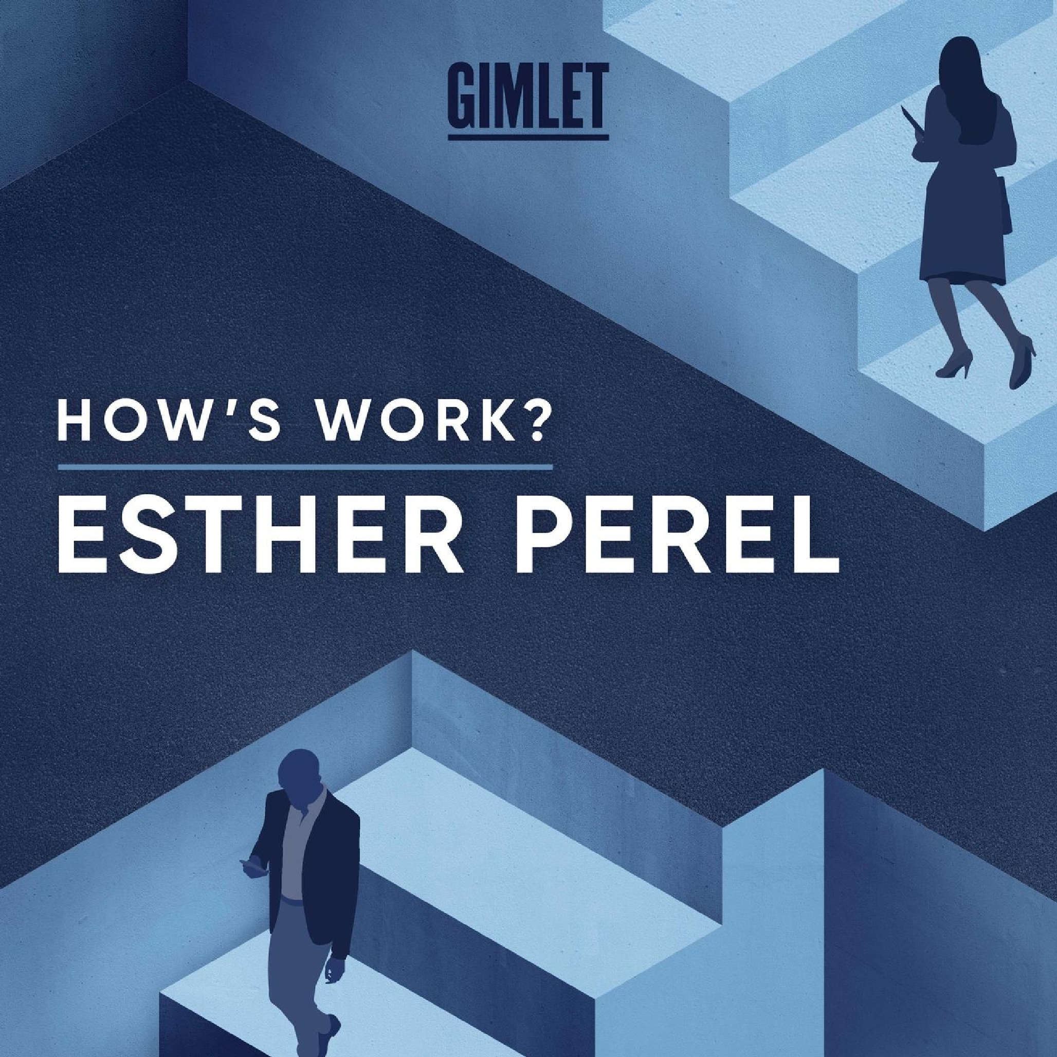 Esther Perel's new podcast debuted in November 2019 as a Spotify exclusive. It will be available on other platforms starting in February 2020.